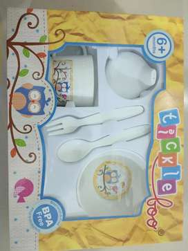 All-in-one Baby Feeding set tickle boo
