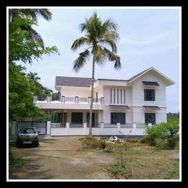 thrissur mannuthy vellanikara 7 cent 4 bhk new villa