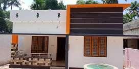 Kollam umayanalloor kovichare 5.5 cent land 1150 sqrf house