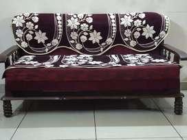 5 Seater Sheesham Sofa Set