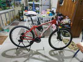 Sepeda mosso ukuran ban 26
