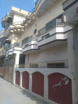 8 Marla double story house (Single or full) for rent