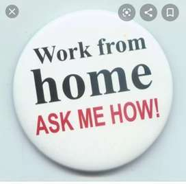 Home based weekly job