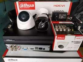Pasang CCTV Murah Paket CCTV Dahua