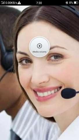 Urgent requirement Telle caller job