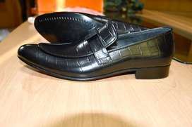 TAE REAL LEATHER HAND MADE FORMAL SHOES FOR MEN WTH LEATHER SOLE 2021