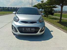 New PICANTO SE AT 2012 GREY