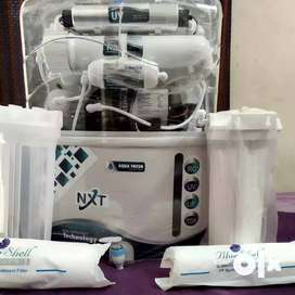 Life time service..Aquafresh RO Uv uf TDS Minrl Cartg Water Purifier