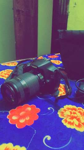 """Canon 1200D ⚡️!! With 55mm-250mm """"lens✨"""