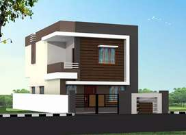 Individual housing project@Low cost