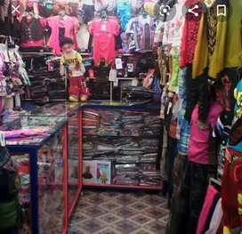 Need sales man for baby garments shop