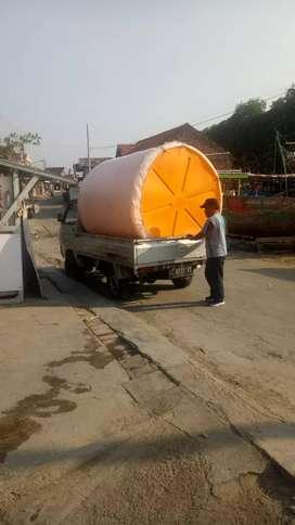 Tandon air 500 liter anti lumut jogja dni