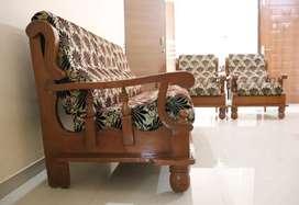 The Royal maharaja sofa 3+1+1