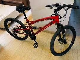 kross Maximus 21 gear cycle with disc break