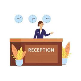 Female Front Desk Officer required for Co-working Space/Call Center