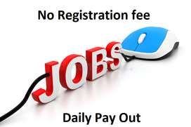 Home base Online job for Every One