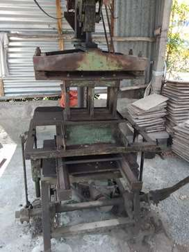 Hollow Block Machine with all type of ring mold