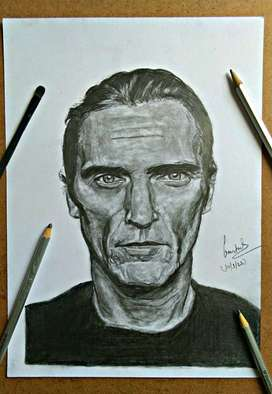 Contact for Portrait drawing training teaching