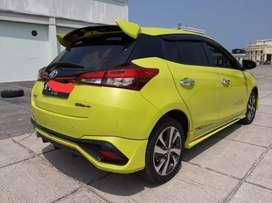Toyota New Yaris 1.5 S TRD Sportivo Matic low Km 10rb TDP 56jtan