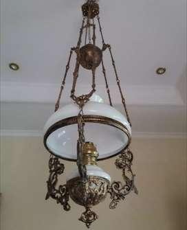 Lampu Gantung Antik Uk 28 cm