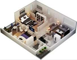 2 bed Apartment for sale at Raiwind Road Lahore