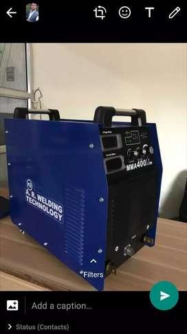 Welding machine AC&DC Inverter Base MIG, TIG, ARC  and Repair Also