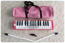 Pianika DBS warna pink
