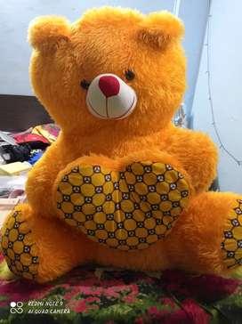 Soft toy teddy bear