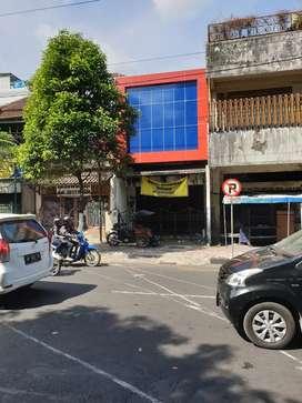 Dijual Ruko Strategis utk Oleh Oleh Seberang Parkir Wisata Ngabean