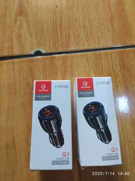 Car charger quick charge 3.0
