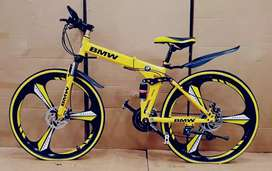 New Brand New BMW foldable bicycle