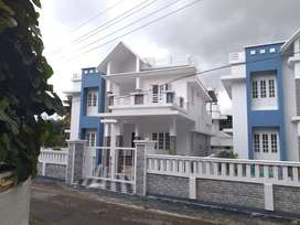 2 brand new ready to occupy villas for sale near Cochin int Airport