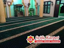 Promo karpet masjid gread A tebal dan halus