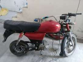 Electric bike 72v 2000 watt