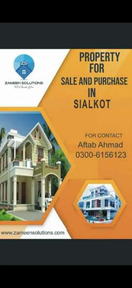House For Sell At Near Able Plaza Cantt