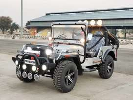 Panwar modified Jeep for sale