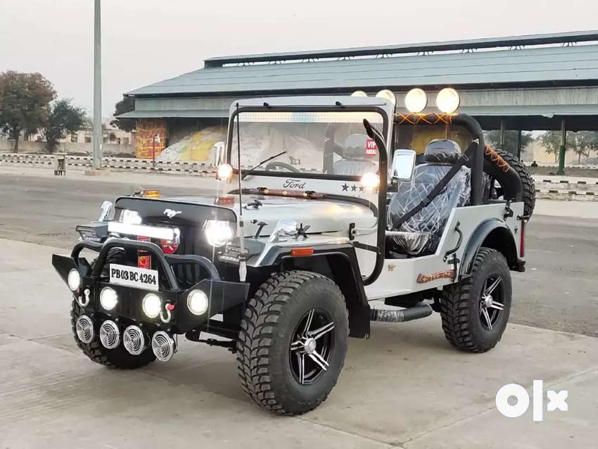 Panwar modified Jeep for sale 0