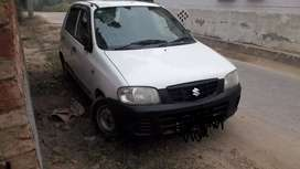 Alto (LXI), Well maintained, 1st Owner Car HR50 Hodal Authority number