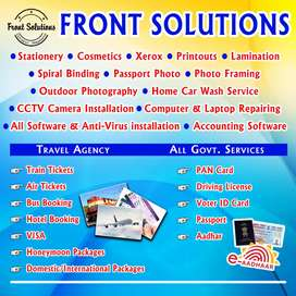 FRONT SOLUTIONS
