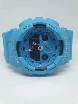 G-Shock GA 100RS 2AR