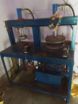 Manual paper plate machine for sell