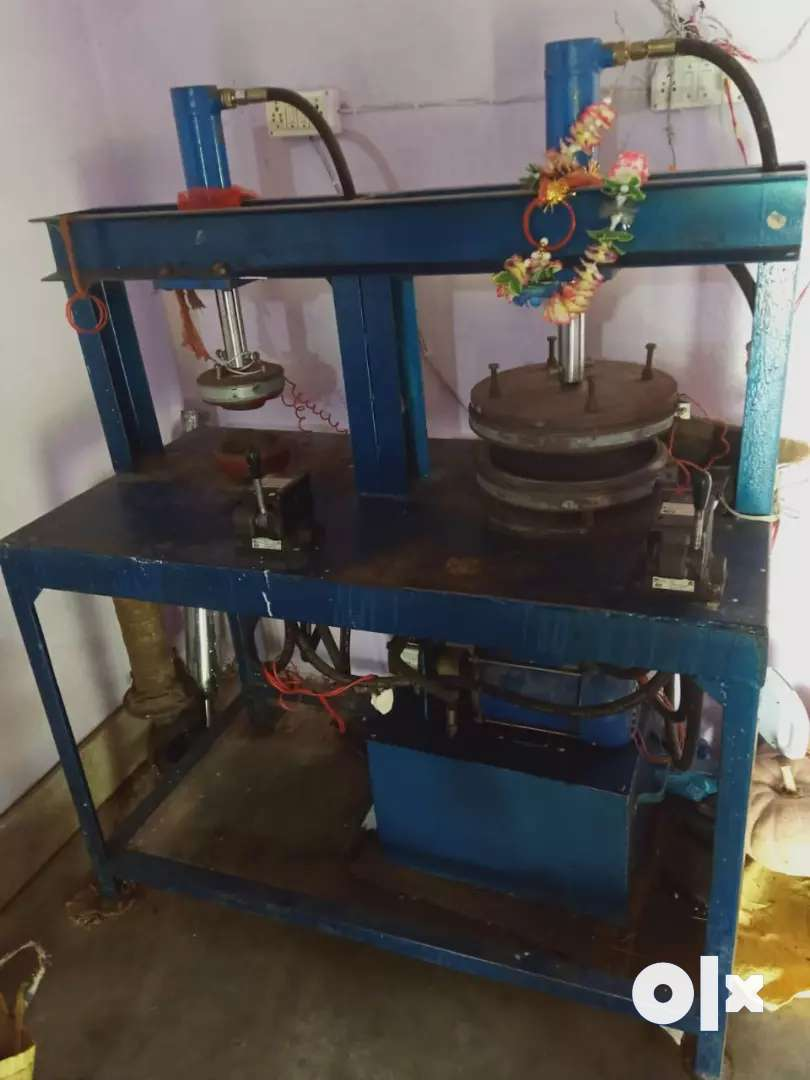 Manual paper plate machine for sell 0