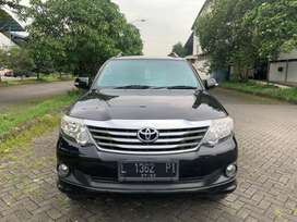 Toyota fortuner bensin / pertamax / pertalite