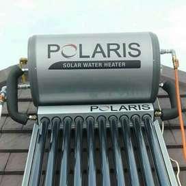 Servis pemanas air polaris kembangan