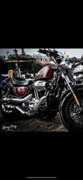 Harley Davidson 48 - msg or call on 981149oo18