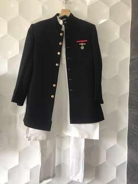 Reception suit for kids
