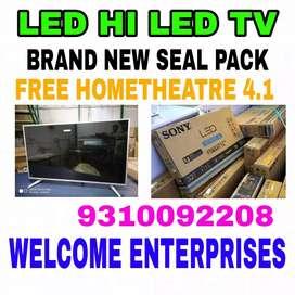 BRAND NEW SEAL PACK LED HI LED TV AT LOWEST PRICE