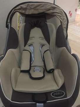 Car Seat merk Pliko Like New