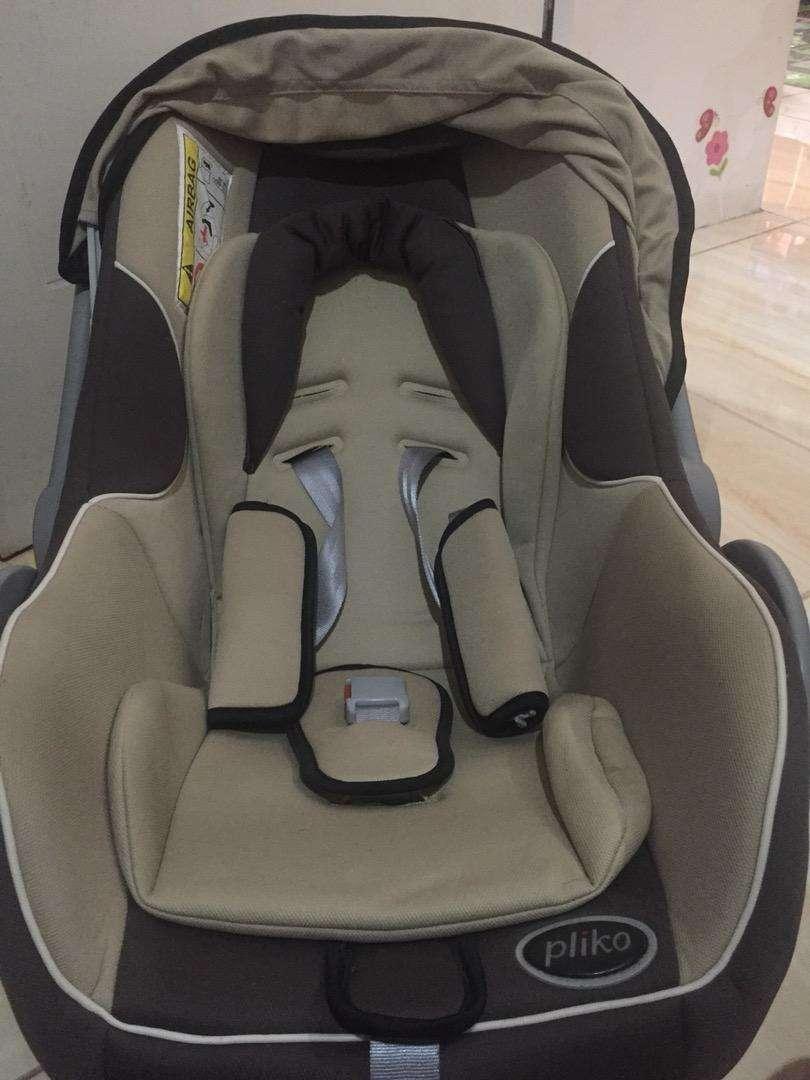 Car Seat merk Pliko Like New 0