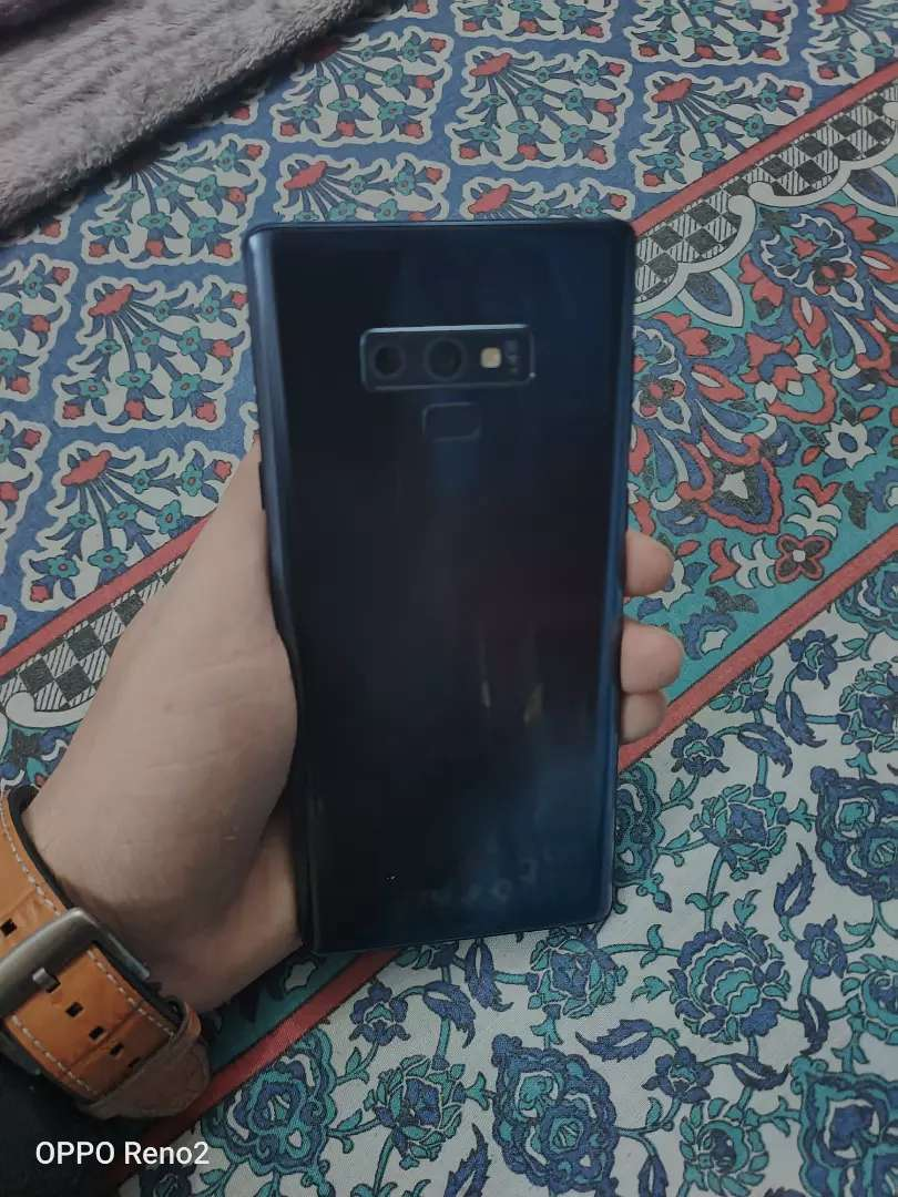 Note 9 blue 8gb ram 512 rom 0